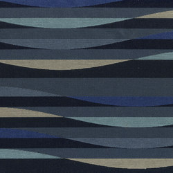 Ebb & Flow 4130 465 Tidal Wave | Recycled cotton | Anzea Textiles