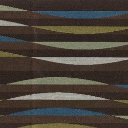Ebb & Flow 4130 885 Riverine | Recycled cotton | Anzea Textiles