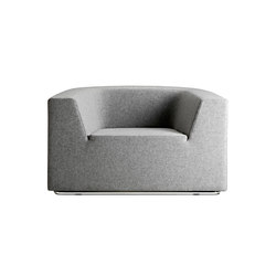 Caslon easy chair | Poltrone lounge | Mitab