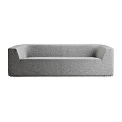 Caslon sofa | Divani lounge | Mitab