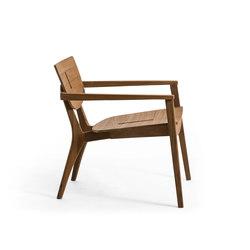 Diuna Lounge Armchair | Sillones de jardín | Oasiq
