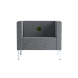 Stereo easy chair | Loungesessel | Mitab
