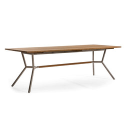 Reef Dining Table | Tables à manger de jardin | Oasiq