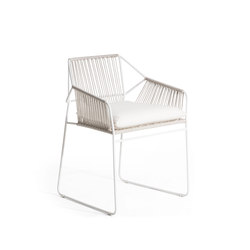 Sandur Armchair Full Woven | Garden chairs | Oasiq