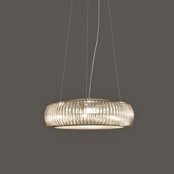 Janus Suspension | Suspended lights | Fendi Casa