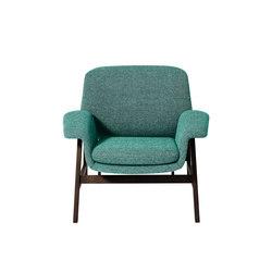 Agnese | Lounge chairs | Tacchini Italia