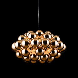 Beads Octo Copper Pendant | General lighting | Innermost
