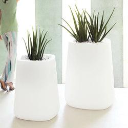 Vasijas Cuadrada alta | Flowerpots / Planters | Vondom