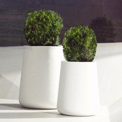 Vasijas Redonda alta | Flowerpots / Planters | Vondom