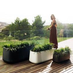 Ulm Jardinera | Flowerpots / Planters | Vondom