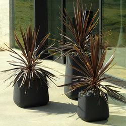 Ulm Cuadrada | Flowerpots / Planters | Vondom