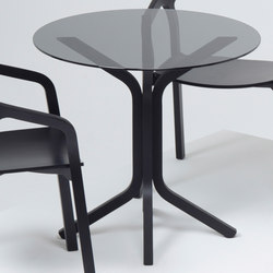 She Said Table | MC1 | Mesas para cafeterías | Mattiazzi