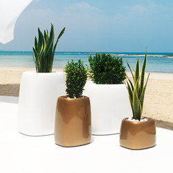 Organic Cuadrada | Plant pots | Vondom