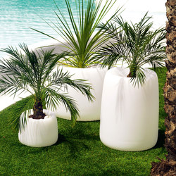 Organic Redonda | Macetas plantas / Jardineras | Vondom