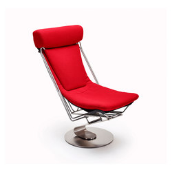 Interdane Flexible Armchair | Fauteuils inclinables | Stouby