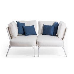 Yland Set Lounge | Gartensofas | Oasiq