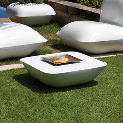 Pillow puff | Tables basses de jardin | Vondom
