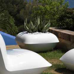 Pillow pot | Fioriere | Vondom
