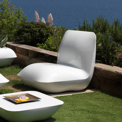 Pillow chair | Garden armchairs | Vondom