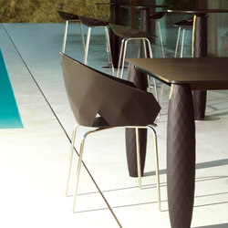 Vases chair | Restaurant chairs | Vondom