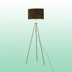Cork Floor | Free-standing lights | Innermost