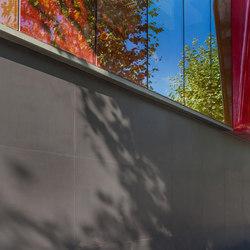 Facade | Colorfeel Nero | Ejemplos de fachadas | Neolith