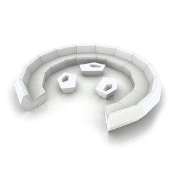 Faz sofa modulo | Sofás de jardín | Vondom