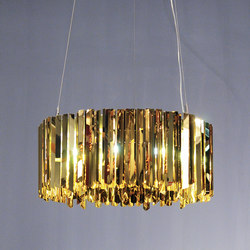 Facet Chandelier | Suspended lights | Innermost