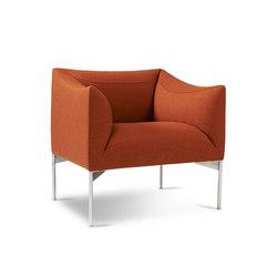 Bow EJ 485-1 | Poltrone lounge | Erik Jørgensen
