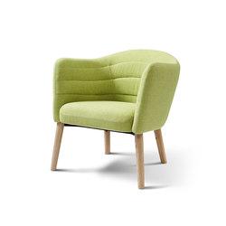 Lemon EJ 44 | Poltrone lounge | Erik Jørgensen