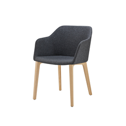 fina club 6861/A | Chairs | Brunner