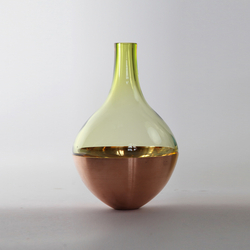 Small Stacking Vessel | SVB Olive | Vases | Utopia and Utility