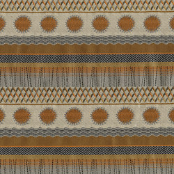 Painted Desert 2312 714 Agate House | Recycled cotton | Anzea Textiles