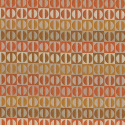 Pegs 2306 02 Afternoon Blaze | Recycled cotton | Anzea Textiles