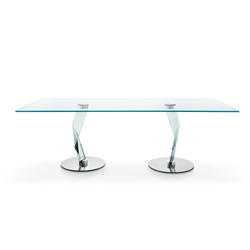 Bakkarat | Dining tables | Tonelli