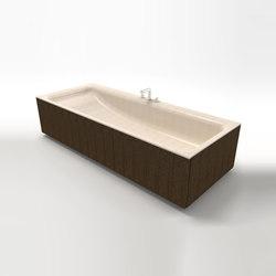 Masi Alti bathtub | Bathtubs | Zaninelli