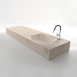 Masi Alti sink | Lavabos mueble | Zaninelli