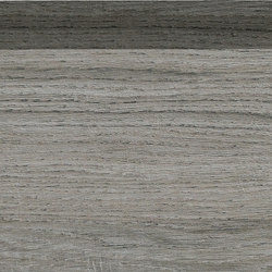 Bio Timber | Oak Grigio strip | Ceramic panels | Lea Ceramiche