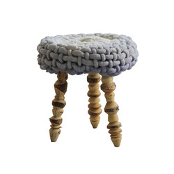Woolweave | Stool | Poufs | Utopia and Utility
