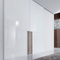 Ianus | Glass dividing walls | Longhi S.p.a.