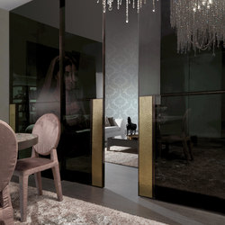 Ianus   Wall partition systems   Longhi S.p.a.
