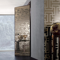 Ianus | Glass room doors | Longhi