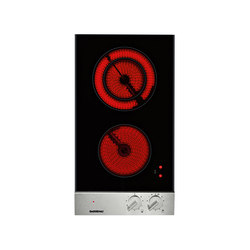 Vario glass ceramic cooktop 200 series | VE 230 | Placas de cocina | Gaggenau