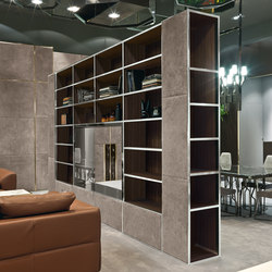 Ianus middle system | Wall storage systems | Longhi S.p.a.