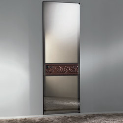 Headline | Glass room doors | Longhi S.p.a.