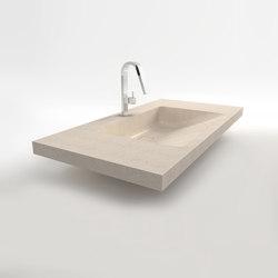 Bernina sink | Wash basins | Zaninelli