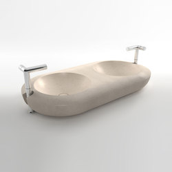 CNC lavello con incasso | Wash basins | Zaninelli