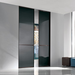 Wave | Glass room doors | Longhi