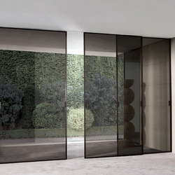 Spark | Glass dividing walls | Longhi S.p.a.