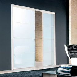Spark | Glass room doors | Longhi